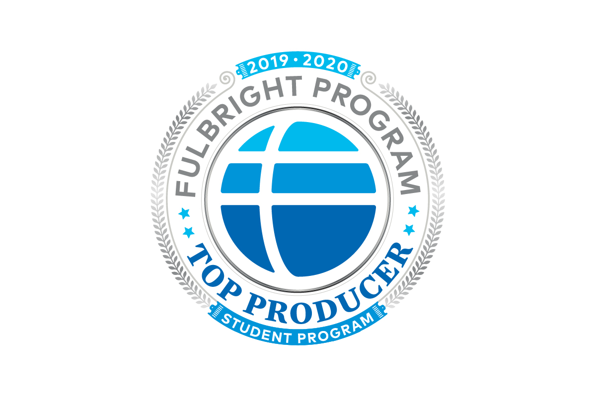 Fulbright top producers logo