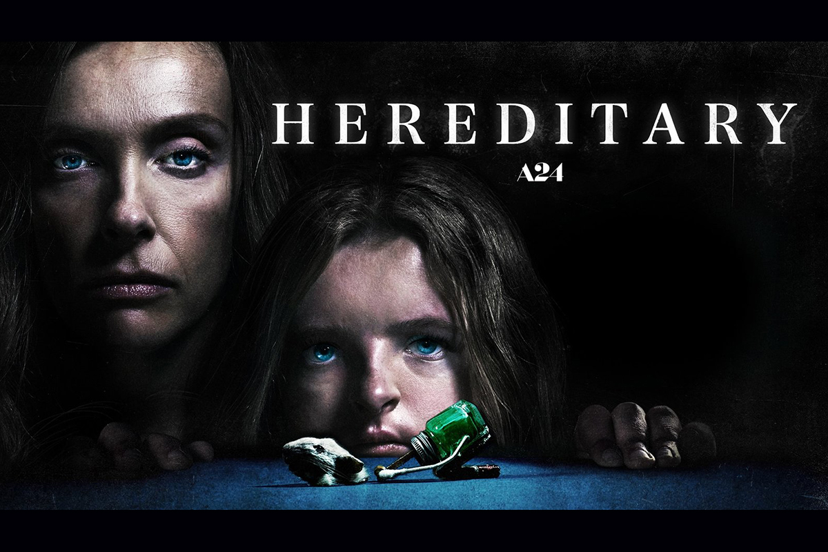 """Hereditary,"" written and directed by Ari Aster, will be one of the films screened at this year's Roger Ebert's Film Festival."