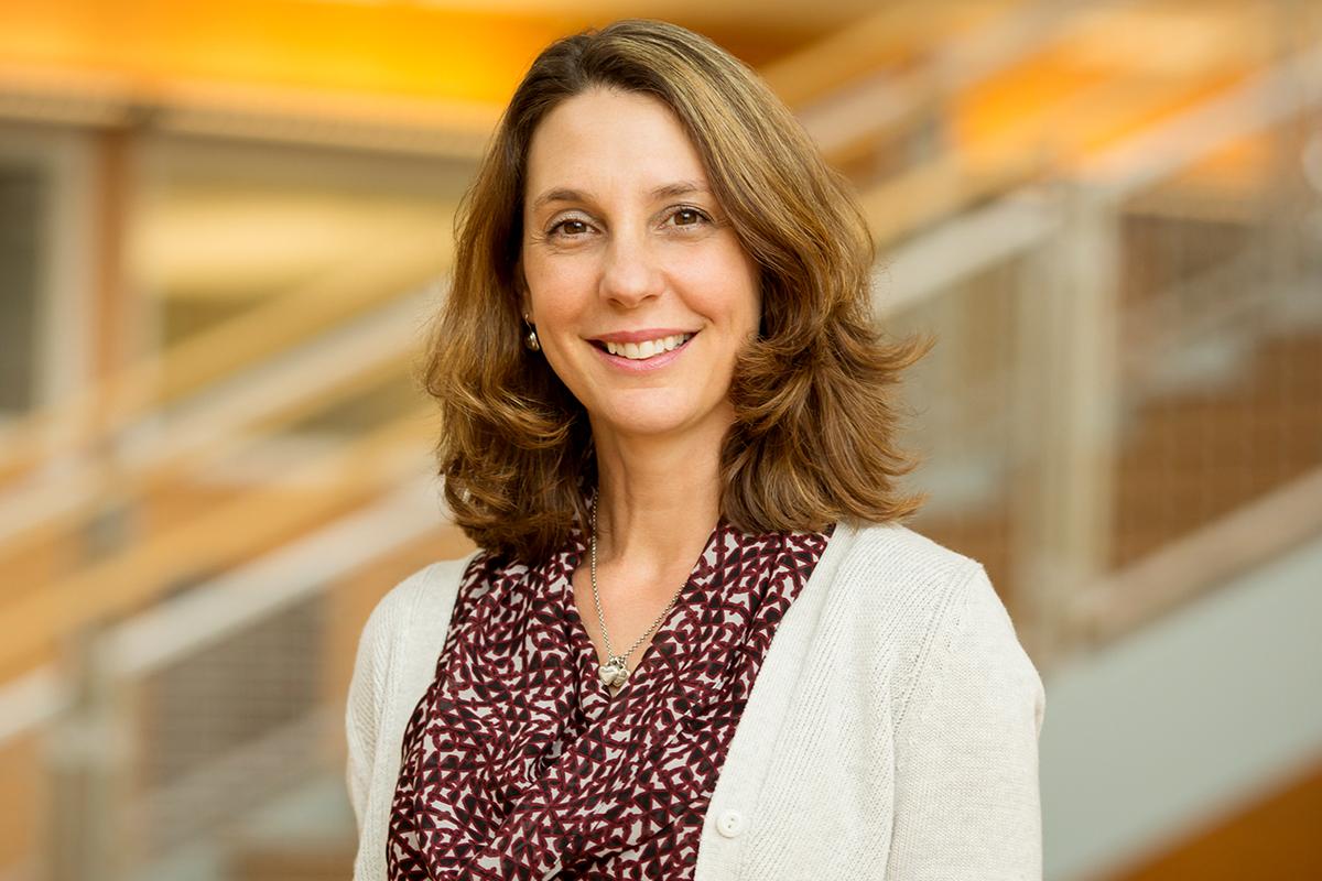 Photo of U. of I. labor expert Teresa Cardador