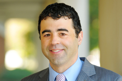 Photo of Jason Mazzone, the Albert E. Jenner Jr. Professor of Law and the director of the Program in Constitutional Theory, History, and Law at the College of Law at the University of Illinois at Urbana-Champaign.
