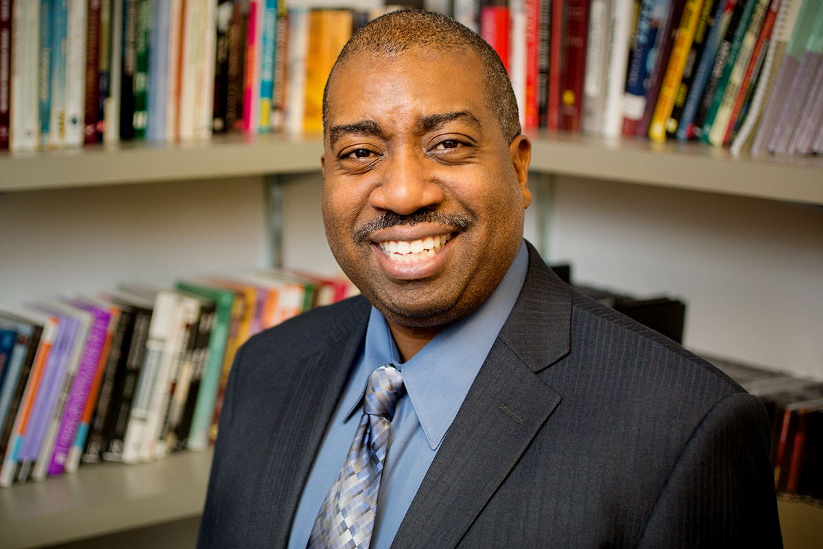 Travis Dixon is a professor of communication at Illinois whose research deals with stereotypes in the mass media and their impact.
