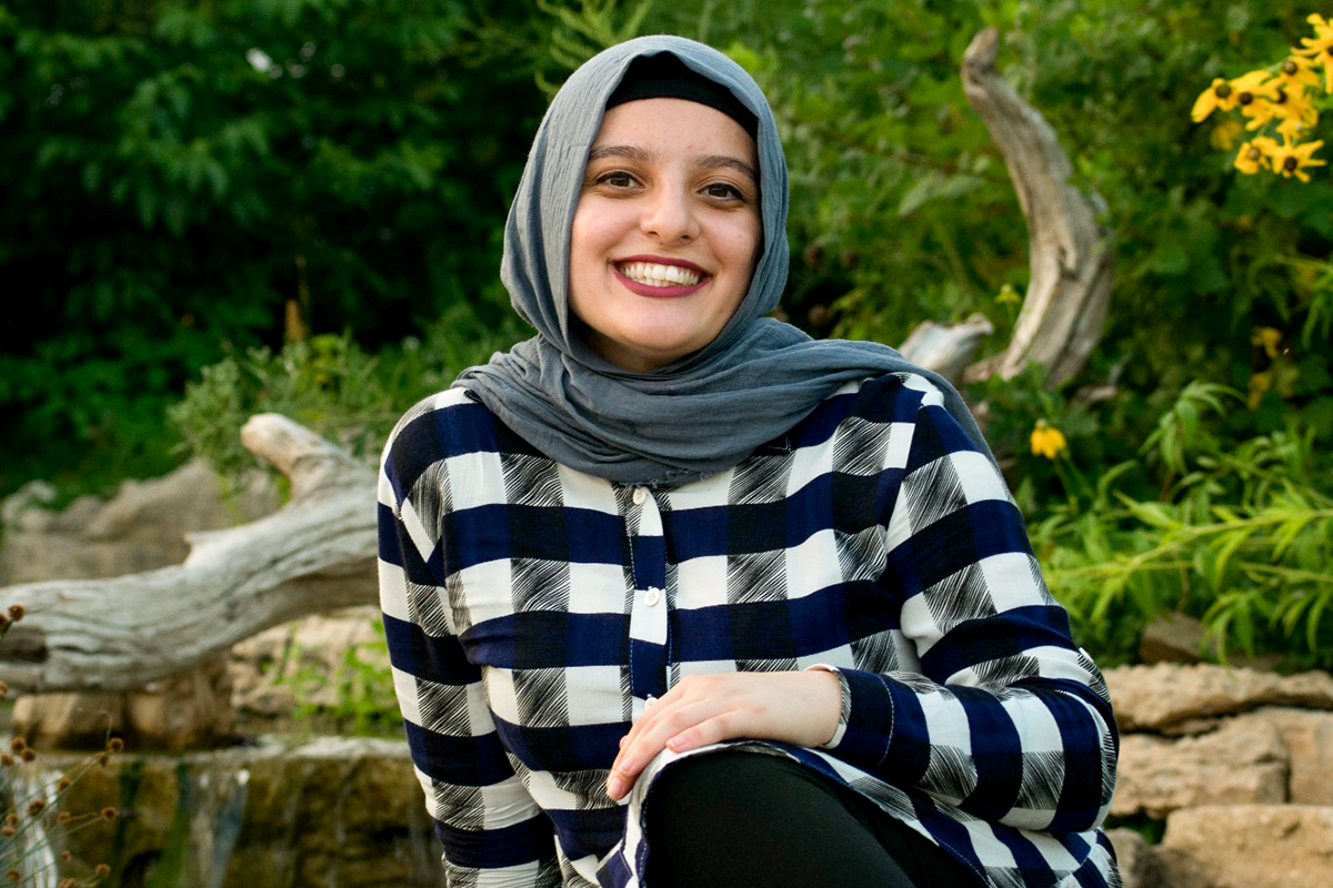 Deniz Namik is among 14 University of Illinois at Urbana-Champaign students and recent alumni who were offered Fulbright grants.