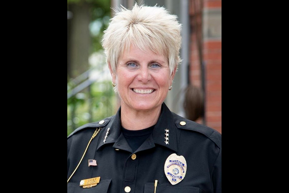 Alice Cary, the U. of I.'s next executive director of public safety and chief of police, is a 34-year veteran in law enforcement whose experience includes the creation of a dedicated team at the University of Maryland, Baltimore to engage with the campus and the greater community.