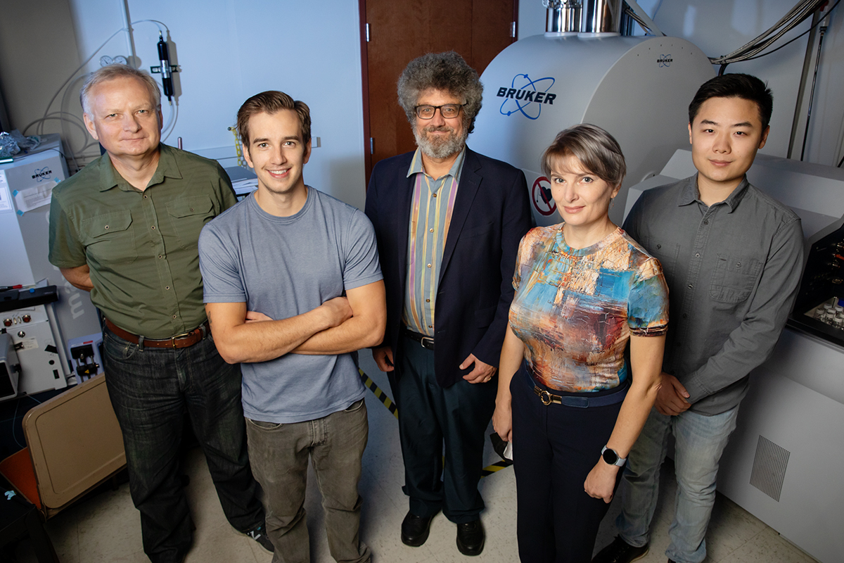 Portrait of the researchers that participated in the study