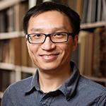Portrait of Illinois astronomy professor Yue Shen